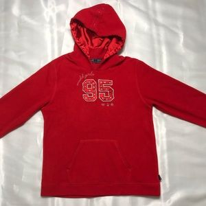 Vintage Lil Red Mudd Hoodie